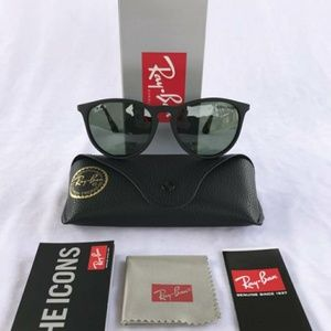 Brand New Authentic Ray Ban erika polorized😎